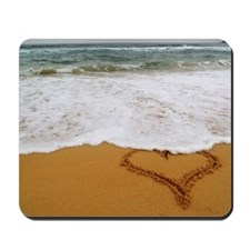 Wamberal beach, Central Coast, NSW, Aust Mousepad