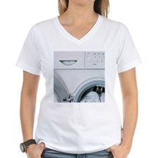 Washing machine with laundr Shirt