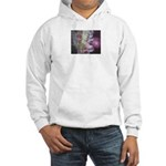 Cubic Galaxy Hooded Sweatshirt