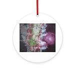 Cubic Galaxy Ornament (Round)