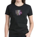 Cubic Galaxy Women's Dark T-Shirt