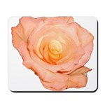 Peach Rose Mousepad