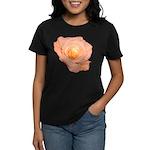 Peach Rose Women's Dark T-Shirt