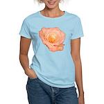 Peach Rose Women's Light T-Shirt