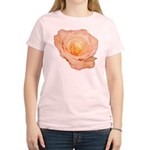 Peach Rose Women's Light T-Shirt