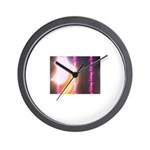 Photo Soundwaves Wall Clock