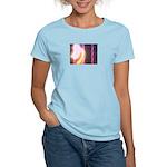 Photo Soundwaves Women's Light T-Shirt