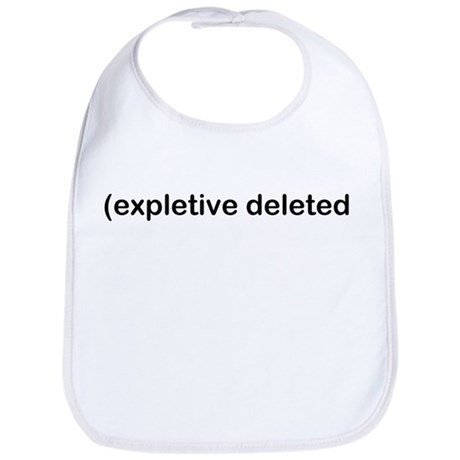 Expletive Deleted Bib
