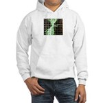 Skull Sound Hooded Sweatshirt