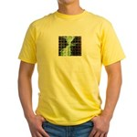 Skull Sound Yellow T-Shirt