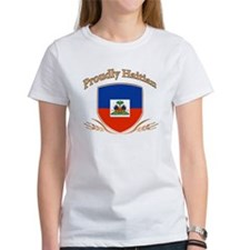 Proudly Haitian Tee