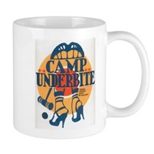 THE OFFICIAL CAMP UNDERBITE MUG