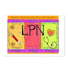 LPN Giger Postcards (Package of 8)