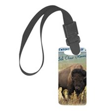 reunion booklet cover front Luggage Tag