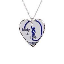 Body 4 Life Logo Necklace