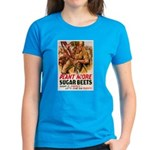 WW2 Sugar Beets Women's Dark T-Shirt