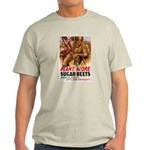 WW2 Sugar Beets Light T-Shirt
