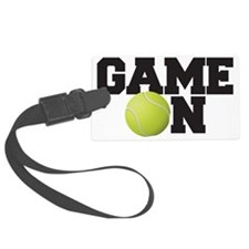 Game On Tennis Luggage Tag