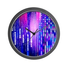 Protein research Wall Clock