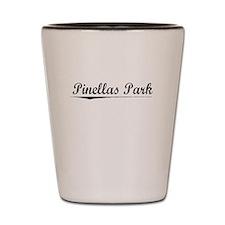 Pinellas Park, Vintage Shot Glass