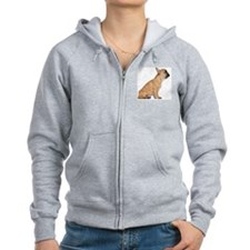 French Bulldog puppy 3,5 months Zip Hoody