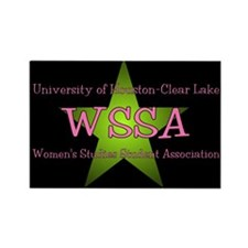WSSA Rectangle Magnet
