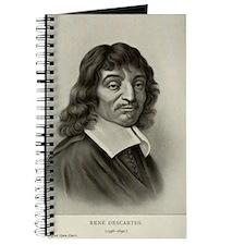 Rene Descartes, French mathematician Journal