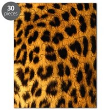 Jaguar Fur Puzzle