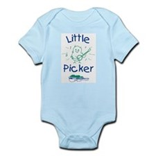 Bluegrass 'n More Infant Tee: Itty Bitty Pickers