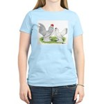 Self Blue d'Uccle Pair Women's Light T-Shirt
