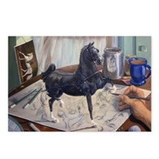 Hackney Pony Postcards (Package of 8)