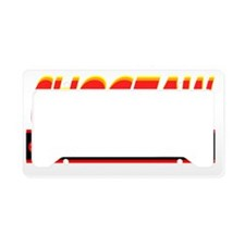 CHOCTAW License Plate Holder