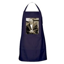 Sergei Korolev, Soviet rocket scienti Apron (dark)