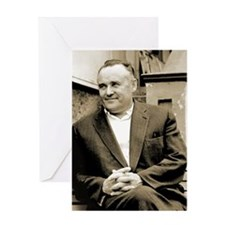 Sergei Korolev, Soviet rocket scient Greeting Card