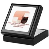 Finding Forrester Keepsake Box