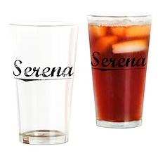 Serena, Vintage Drinking Glass
