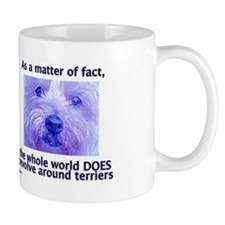 Terriers Rule Small Mug