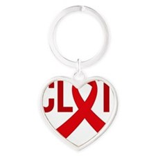 I Survived the Clot Heart Keychain