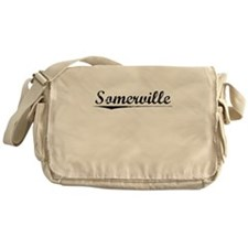 Somerville, Vintage Messenger Bag