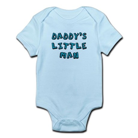 Daddy's little man Infant Bodysuit
