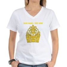 Custom Gold Crown T-Shirt