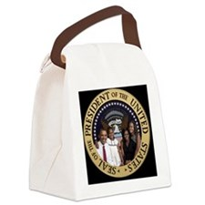 First Family Canvas Lunch Bag
