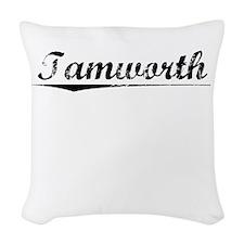 Tamworth, Vintage Woven Throw Pillow
