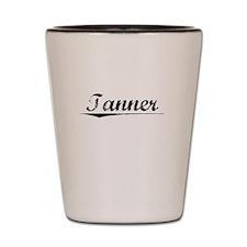 Tanner, Vintage Shot Glass