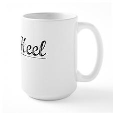 Tar Heel, Vintage Mug