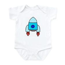 Rocket Ship Infant Bodysuit