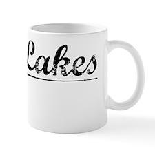 Twin Lakes, Vintage Mug