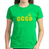 Hammer and Sickle CCCP Star Tee