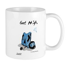 Skydiving Equiptment - Get High Mug