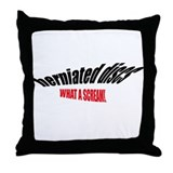 Zoozooz Throw Pillow